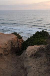 San Diego bluff