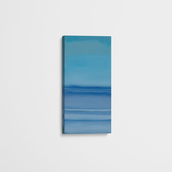 Newport Beach Canvas Gallery Wrap 10x20""