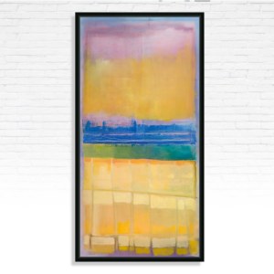 Plentiful Amount of Sunshine - Framed - By artist susan stone