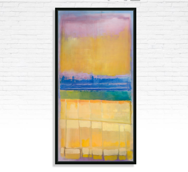 Plentiful Amount of Sunshine - Framed - By artist susan stone