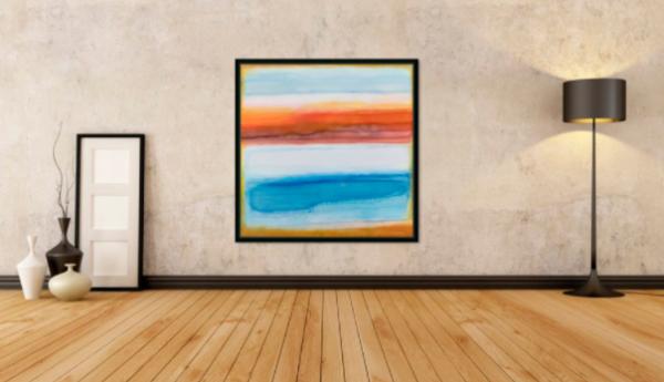 All Seasons - Floating Frame